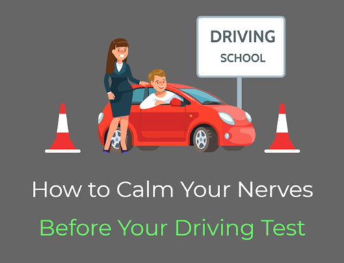 How to Calm Your Nerves Before Your Driving Test