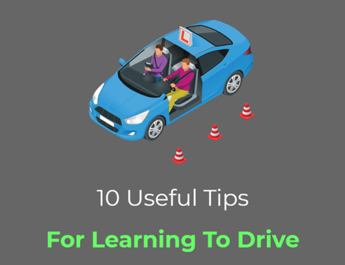 10 Useful Tips For Learning To Drive