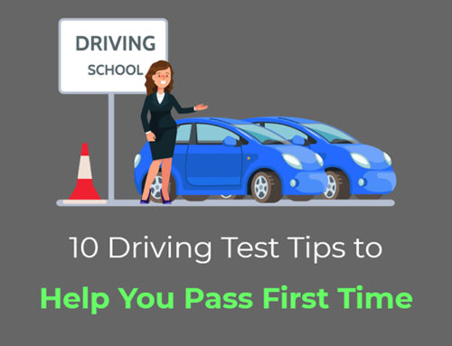 10 Driving Test Tips to Help You Pass First Time