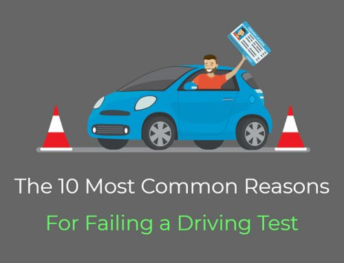 The 10 Most Common Reasons for Failing a Driving Test